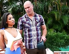 Latina Step Mom Shay Evans Gets Pussy Drilled - DiamondCox.com