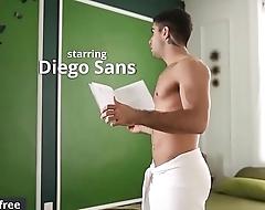 Men.com - (Dennis West, Diego Sans, Will Braun) - Trailer advance showing