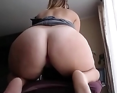 Hot chat girl lives big booty show