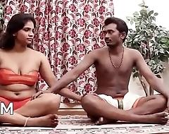 Indian Couple'_s Sensual Yoga Hot Sex Video [HD] - PORNMELA.COM