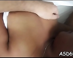 Thai doxy plays with a dick