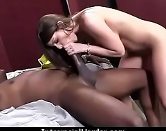 Fingering High Heels Slut Interracial Baleful White Couple Porno 18