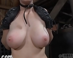 Pecker torture for beauty'_s vagina