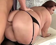Pretty Plumper Lady Lynn Is Fucked in Her Pussy Before Making get under one's Guy Jack Wanting i