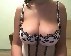 girl caught on webcam part 5 big boobs