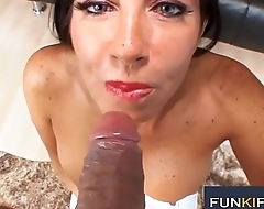 FINISH IN HER MOUTH CUM IN MOUTH COMPILATION PART 9