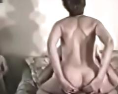 www.Addictedpussy.com - Girl Gets Anal Fucked By stranger in motel