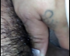 my white bbw ex cums on my brown latino cock. Her asshole too snug though!!