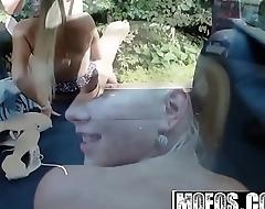 Mofos - Stranded Teens - (Jessie Sinclair) - Roadside Sex Aerobics Instructor