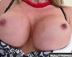 RealityKings - Big Tits Boss - The Blow Job