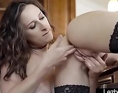 (Ashley Adams &amp_ Brooke Haze) Teen Lesbo Girls Make Love On Camera vid-04