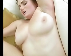 curvy bbw fucked in bed