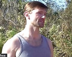 Men.com - (Brenner Bolton, Dennis West) - Str8 to Gay - Trailer preview