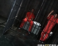 Brazzers - Big Tits at Work - (Krissy Lynn, Bill Bailey) - Whorey Warden