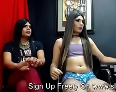 Maggie And Dakota Are so hot in mooch - Zuri And Nia Teasked Be advantageous to Check d cash in one's checks After Sex- Sign Up Freely On www.slutscam.tk Be advantageous to Close to HD Porn.