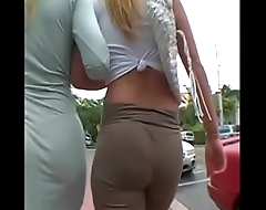2 Big spoils blonde milfs walking more at hotpornocams.com