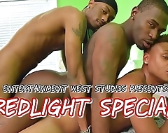 Redlight Special party