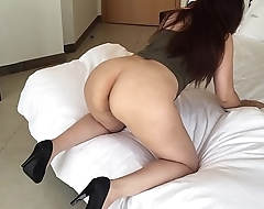 My Curvy Brazilian Wife turbulence her ass like Sara Jay