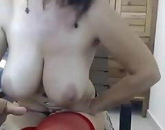 Super nice big tits mom live porn chat