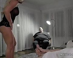 Wife sucks tremendous dick in act of husband