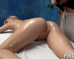 Massage cum-hole
