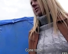 Reintroduce Pickup Girl Seduces Tourist For A Good Fuck And Dollars 08