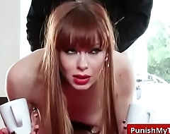 Submissived shows Permission Round Cum with Alexa Nova vid-02