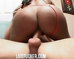 Big Tits Candace Von gets fucked