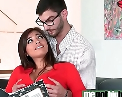 Breast Are A Massive Distraction(Ella Knox) mov-27