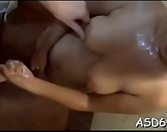 Fucking a thai doxy so hard