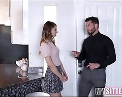 Hot Blonde Teen Babysitter Jillian Janson Fucked By Client For Stealing - Imanityler.com