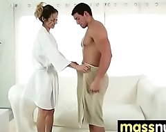 Internet Meet Ends In Happy Ending Massage 22