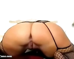 Webcam Round Chunky Ass in Position - ProxyCams.com