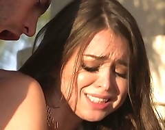 Riley Reid squirts on stepbrother'_s hard cock - SCREWBOX