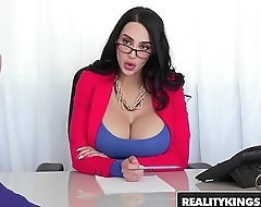 RealityKings - CFNM Secret - (Amy Anderssen) CFNM Secret It see - Voluptuous Amy