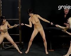 Giantess effectiveness two girls