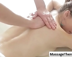 FantasyMassage Porn - Peachy Keen Massage with Peachy part-01